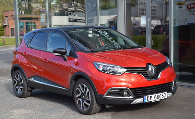 Renault Captur- The Graceful Crossover: Hot Choice For Any Car Lover