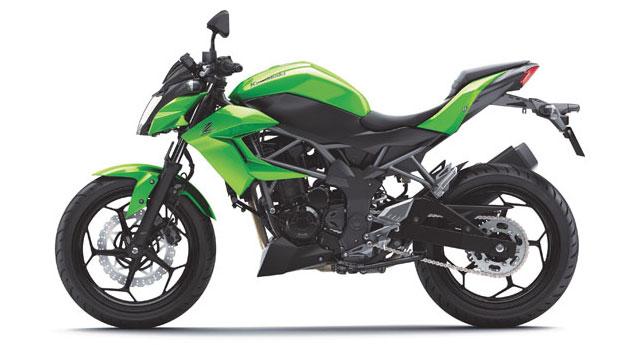 Kawasaki-Z250-SL