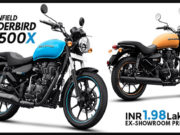 Royal Enfield 500X