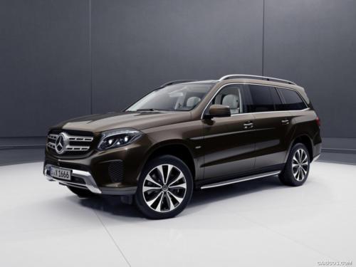 2018 Mercedes-Benz GLS Grand Edition